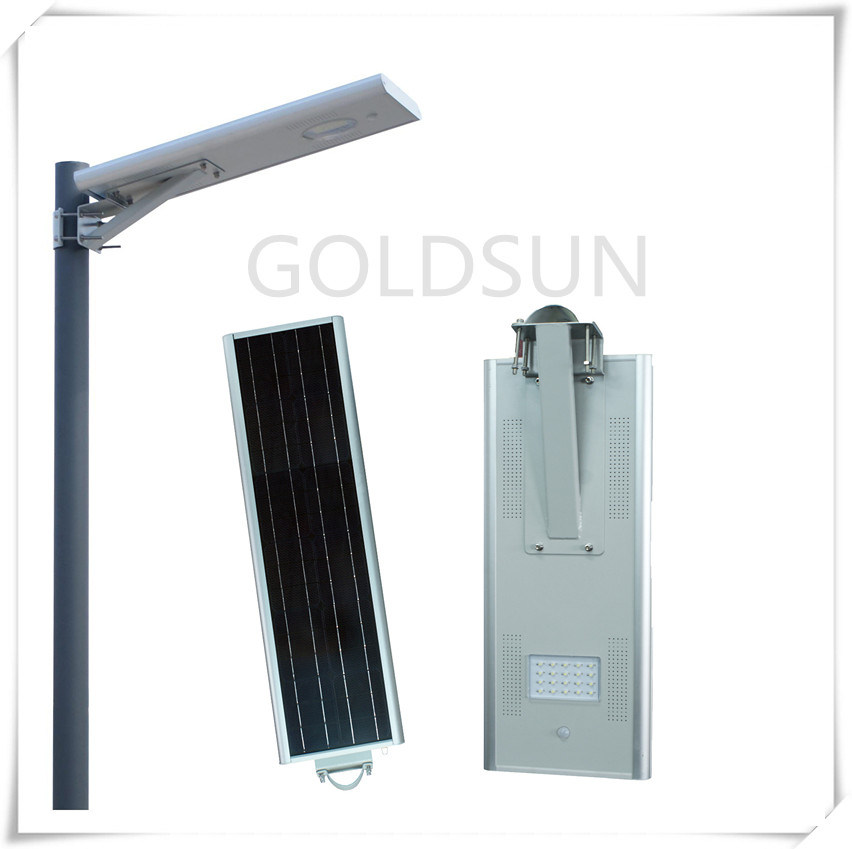Integrated LED Solar Street Light 60W
