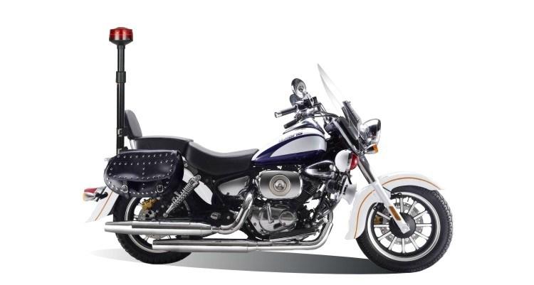 Motorcycle Rear Warning Light Ltg285