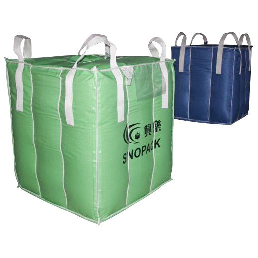 High Quality FIBC Bulk Bag with Color PP Fabric