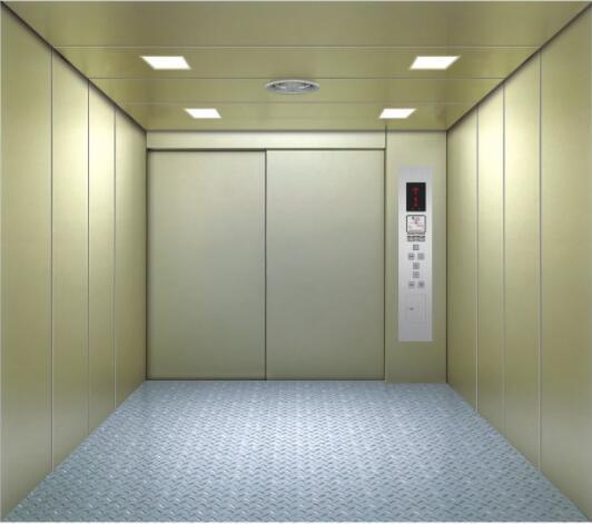 Hydraulic Freight Elevator (H01)