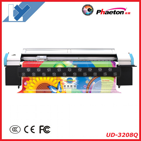 Phaeton Printer Ud-3208q with 8 Seiko Spt510/35pl Print Head