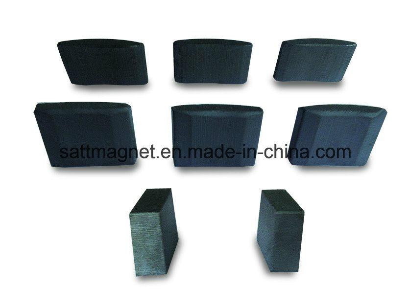 Ferrite Magnet for DC Motor