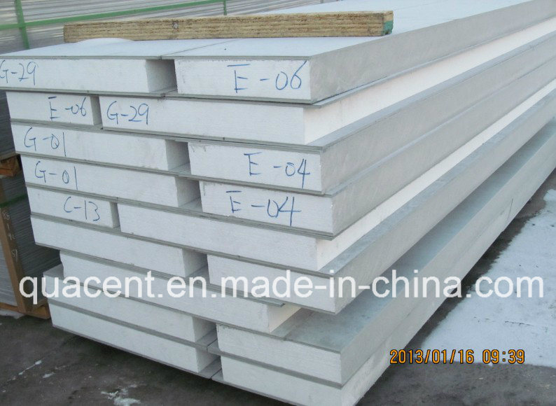 Cement Sandwich Panels / Structural Insulated Panels (SIPs) for Prefab House