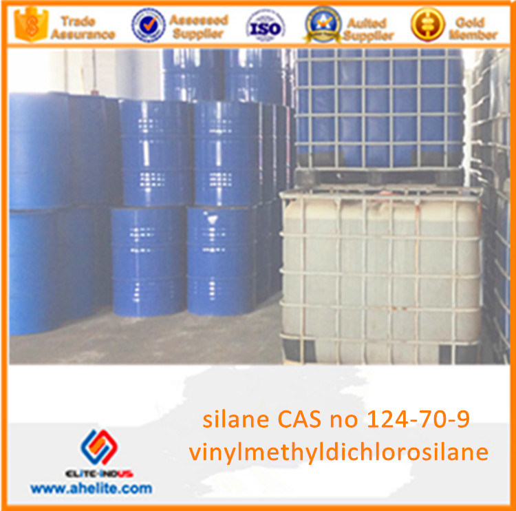 Vinyl Functional Silane CAS No 124-70-9 Vinylmethyldichlorosilane