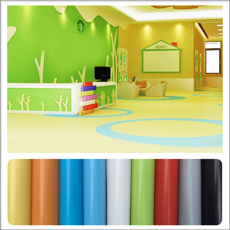 Environmentally Friendly Surface Source PVC Vinyl Flooring