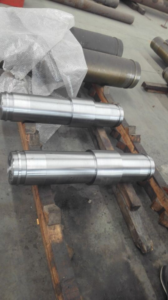 Carbon Steel Forged Shaft/Forging Ship Propeller Shafts, Forging Carbon Steel Marine Propeller Shafts