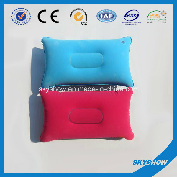 Inflatable Travel Neck Pillow with Printing