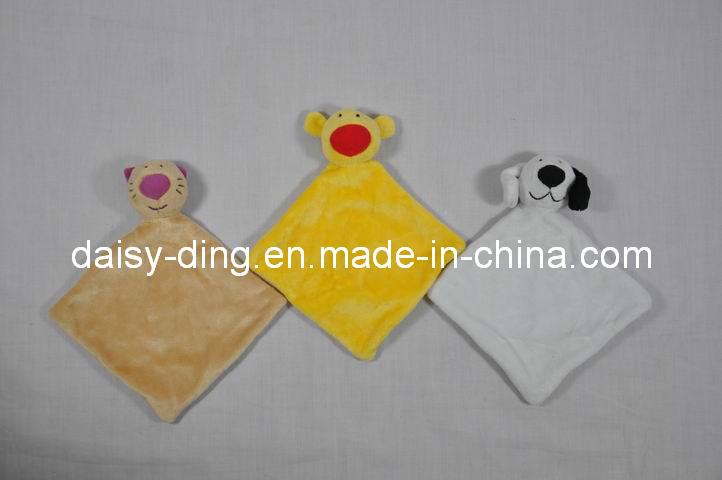 Plush Baby Handkerchief
