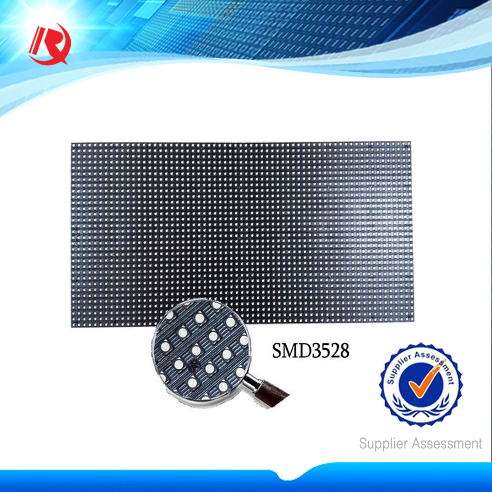 SMD 3528 P6 Indoor LED Display Module 384*192mm LED Screen/LED Sign