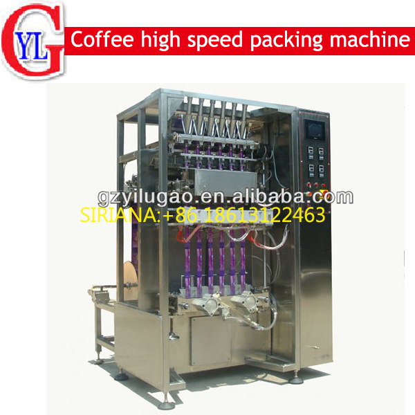 6 Lines Coffee/Powder/Granule/Creamer/Coffee Packing Machine