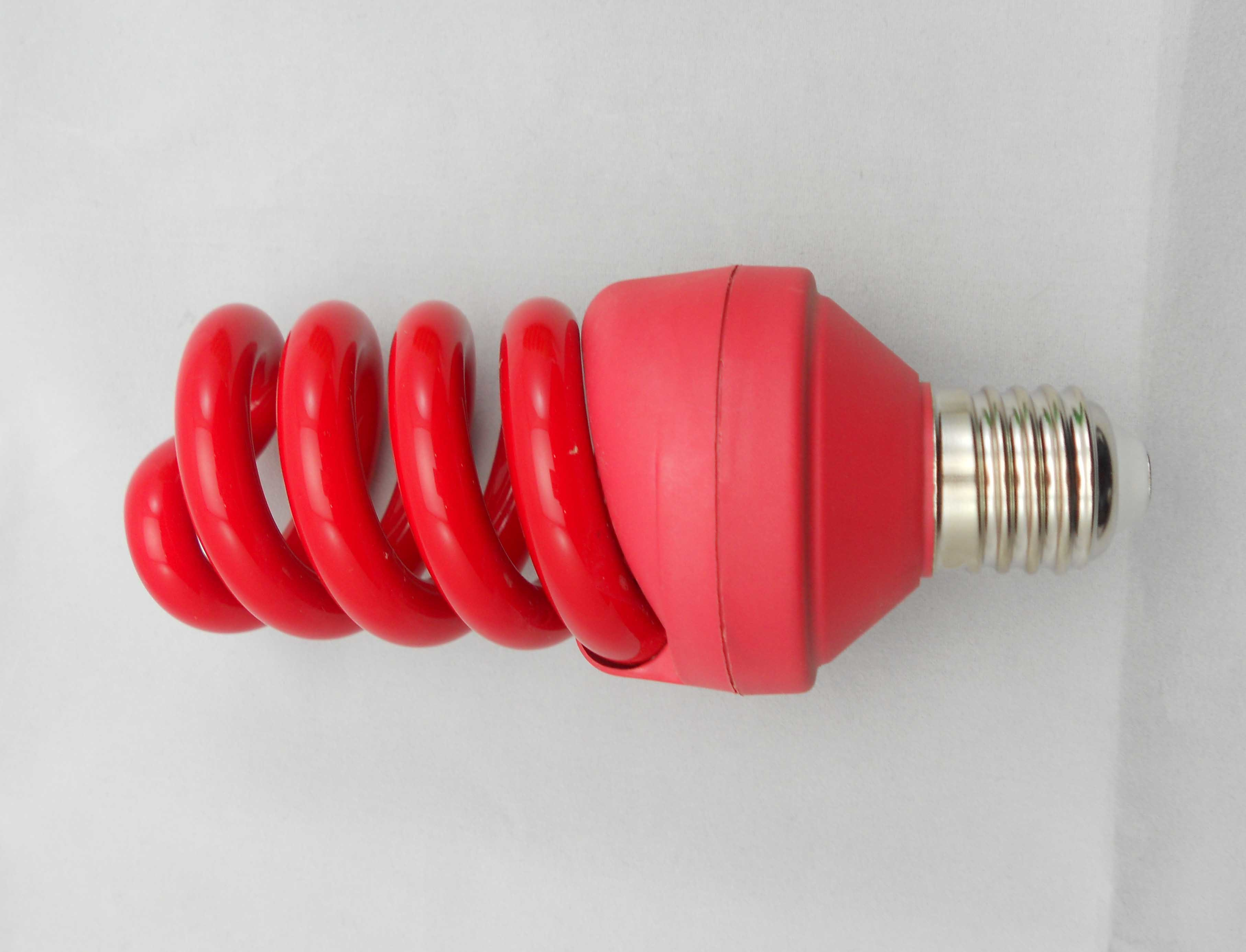 Colorful Full Spiral Energy Saving Lighting (T4 Full Spiral)