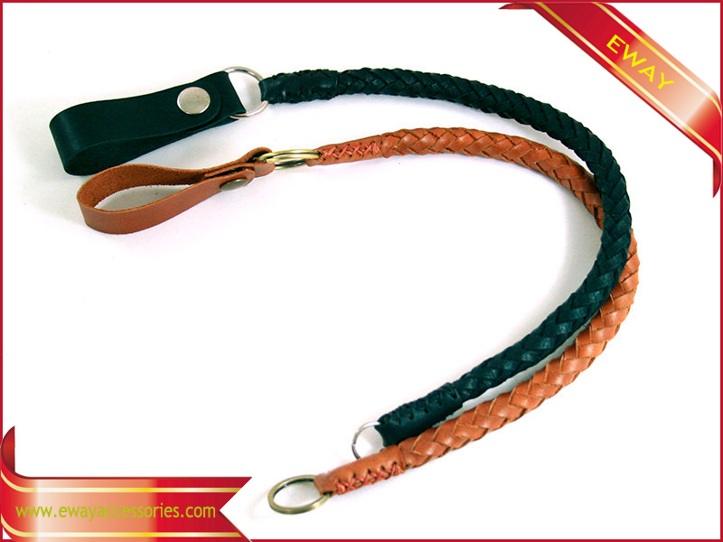 Leather Lanyards Badge Holder Lanyards Keychain Lanyards