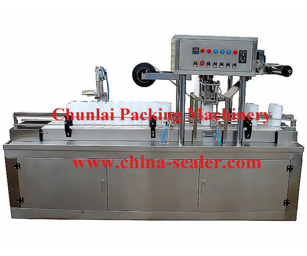 Wet Wipes Bucket Filling Sealing Machine (BG32A-2)