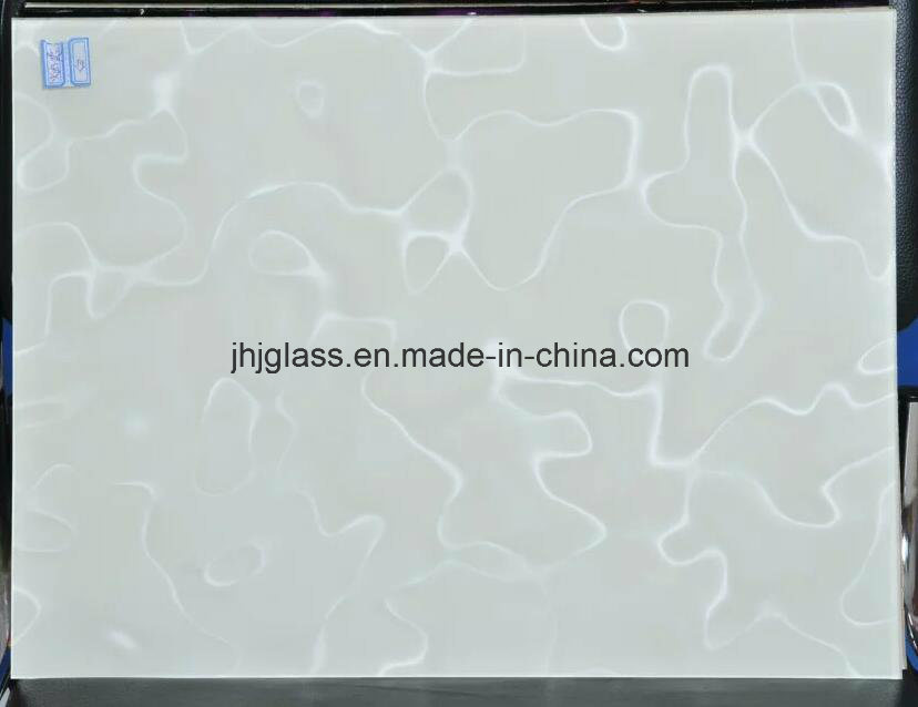 Art Glass Factory to Produce Stereo Vision Glass for Decorating The House