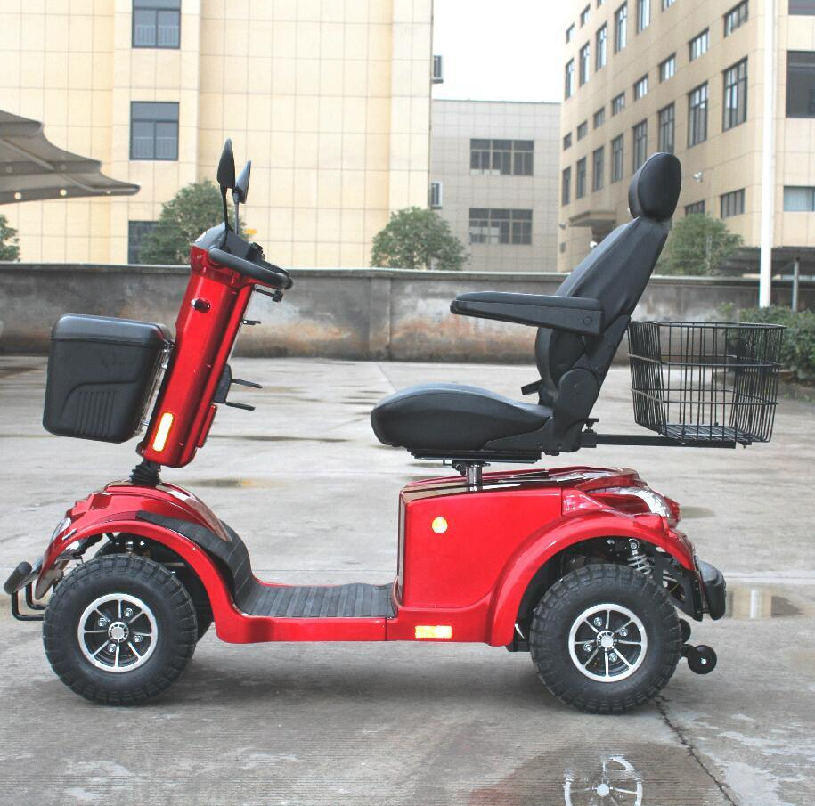 New Design 1400W Mobility Scooter 4 Wheel Electric Scooter