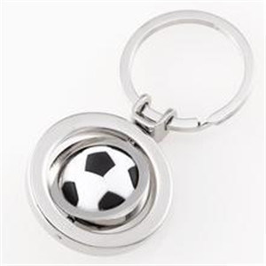 Wholesale Football Promotional Keyrings for Men (GZHY-KA-006)