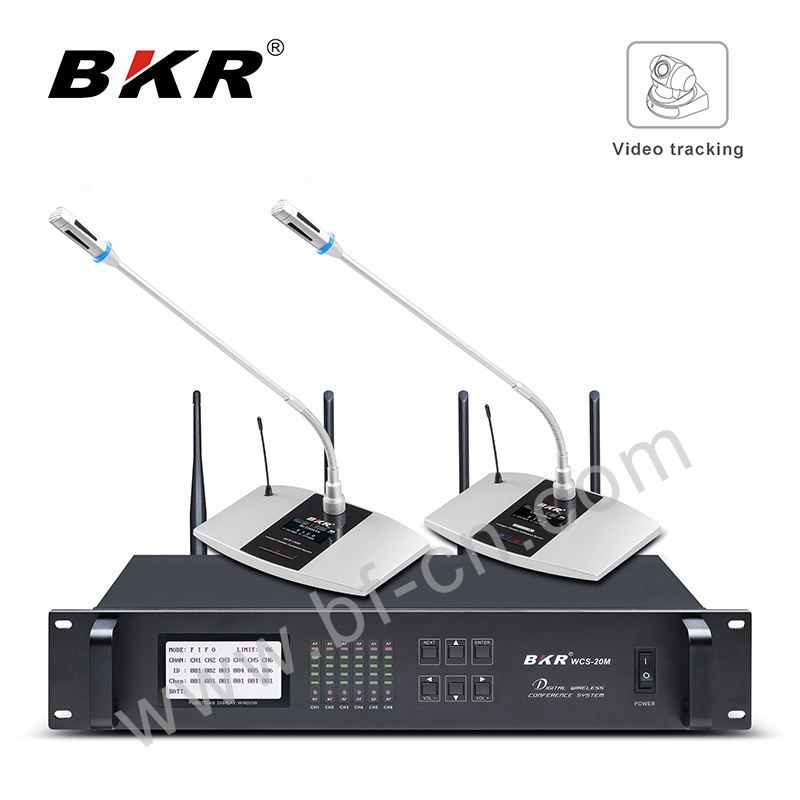 Wcs-20m/Wcs-200 UHF Digital Wireless Microphone System