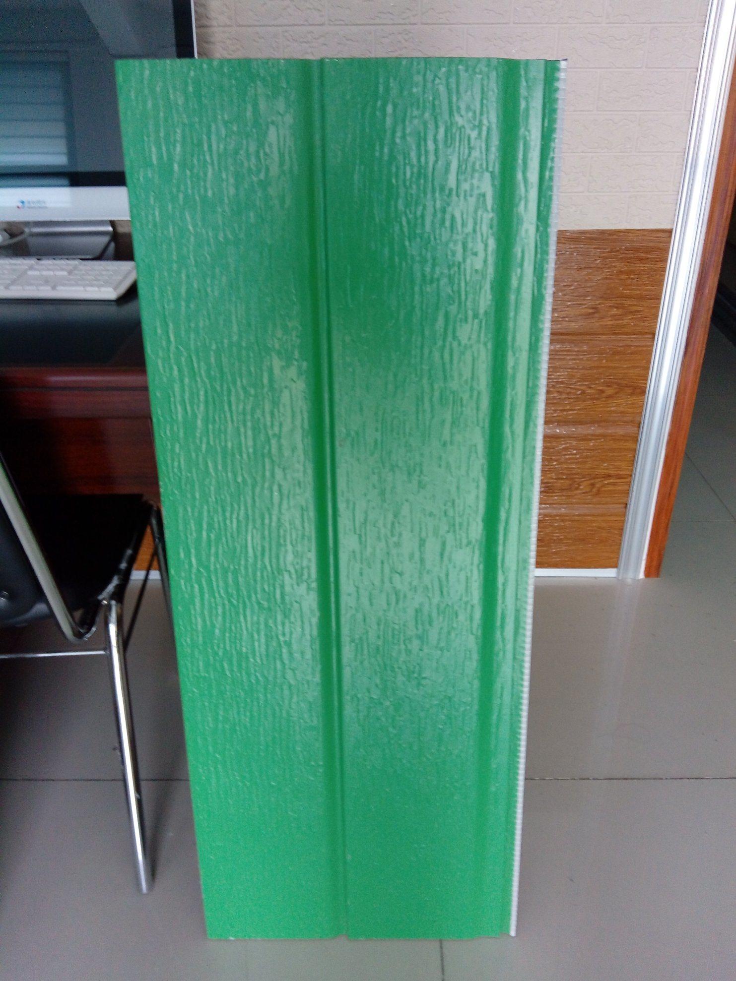 Decorative Exterior Wall Insulation Sandwich Panel