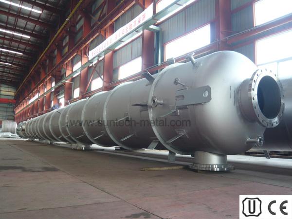 C-22 Nickel Alloy Column -Pressure Vessel (P009)