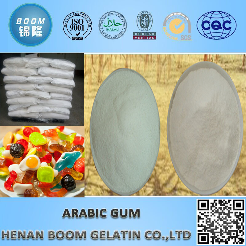 Arabic Gum Powder for Coating in Candy