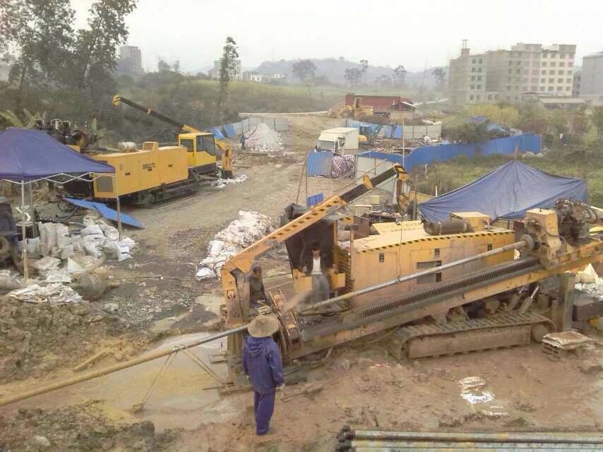 15ton HDD Machine, Horizontal Directional Drilling Machine for Sale