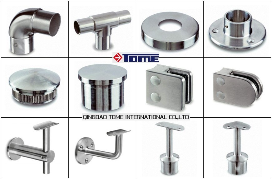 High Quality Stainless Steel Handrail Fittings