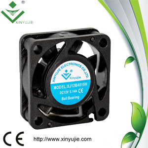 2016 Best Selling Cooler Fan 40*40*15mm Ball Bearing Imported From Japan High Quality Fan