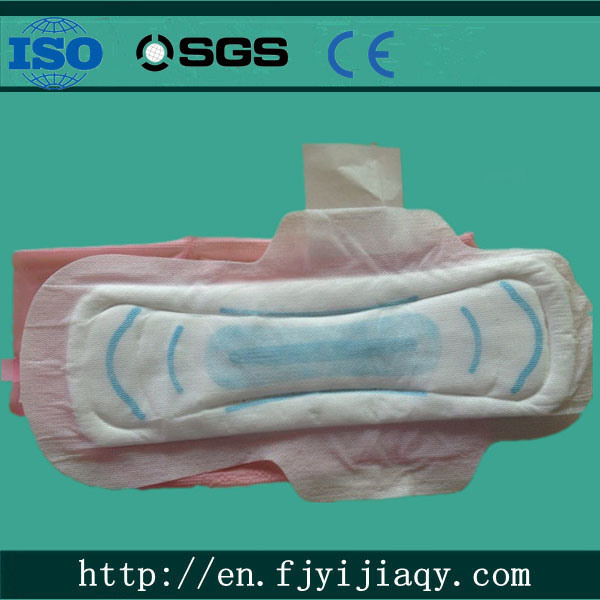 2015 Hot Selling New Style 280mm Female Sanitary Napkin