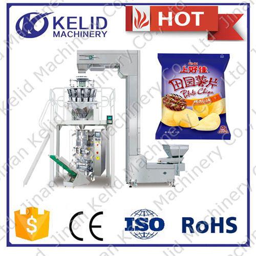 Full Automatic China Manufacturer Vacuum Packing Machine