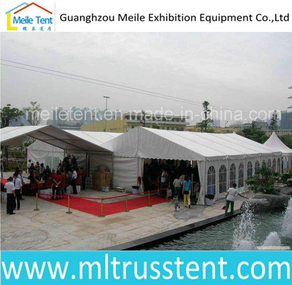 20X50m Big Food Exhibition Tent Marquee Tent for Sale