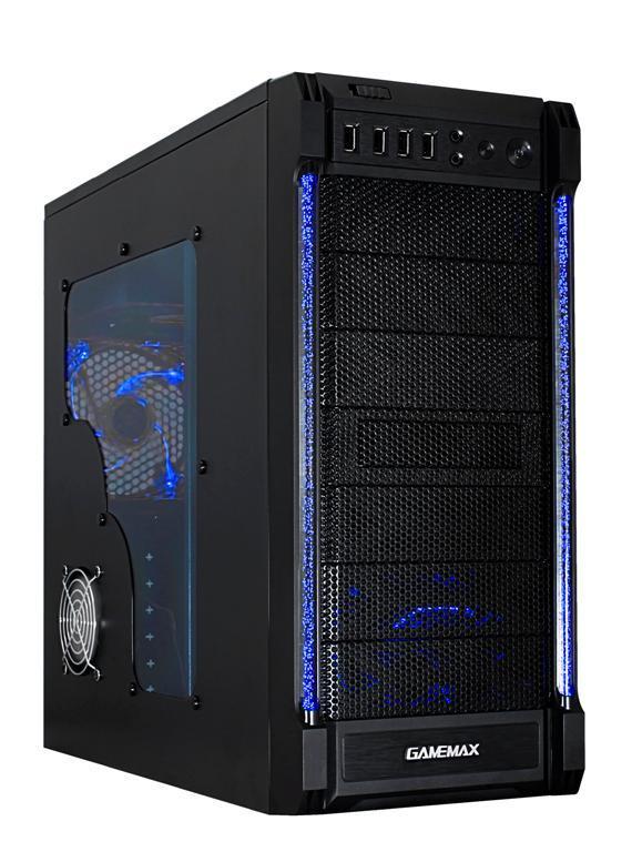 Computer PC ATX Case (8825)
