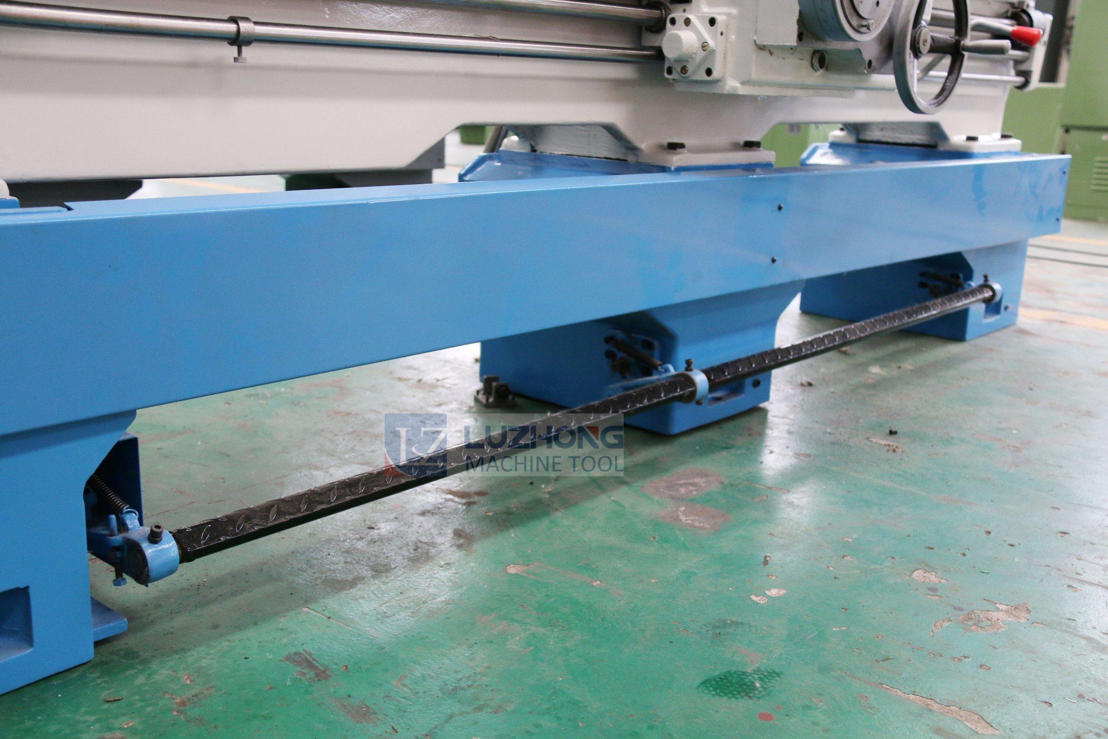 Horizontal Precision Gap Bed Metal Lathe (CA6240 CA6250 CA6266 CA6280)