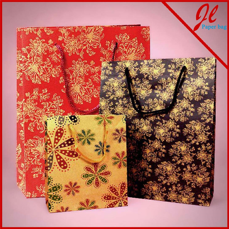 Rinted & Recycled Eco-Kraft Euro Tote Bags