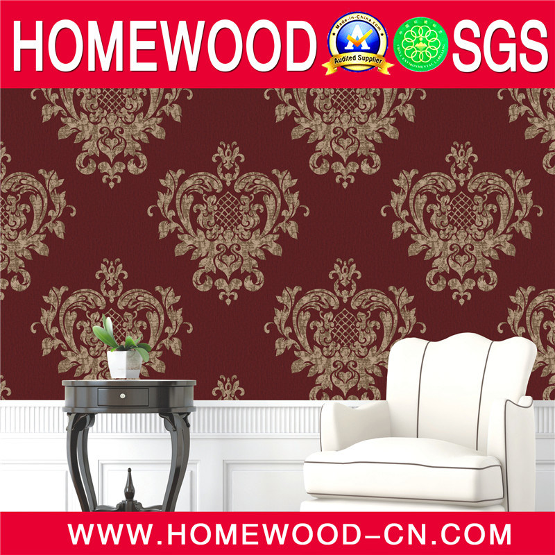 Fashion Wallpaper for Decoration Material (550g/sqm)