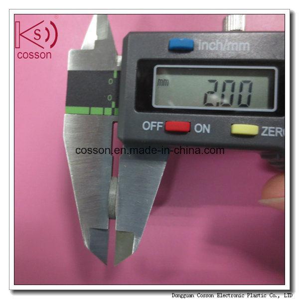 Pzt 1MHz Beauty Transducer Ultrasonic Cleaner Piezo Ceramic