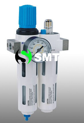 "Festo Type F. R. L Air Source Treatment Units; Ou-Mini Type; 1/4"" Port Size"