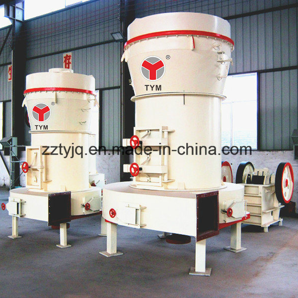 Three Ring Stone Milling Machine Made in China for Sale