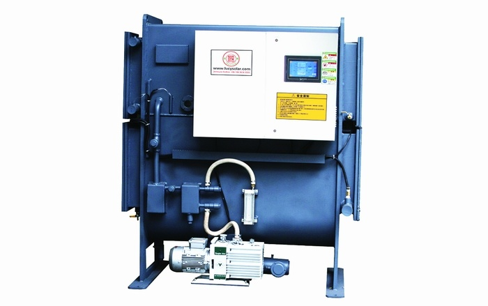 Hot Water Absorption Chiller (RXZ-580)