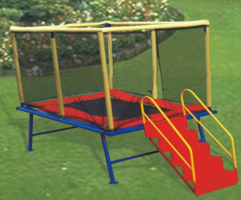 china safe trampoline bed zy 5002 photos pictures made in. Black Bedroom Furniture Sets. Home Design Ideas