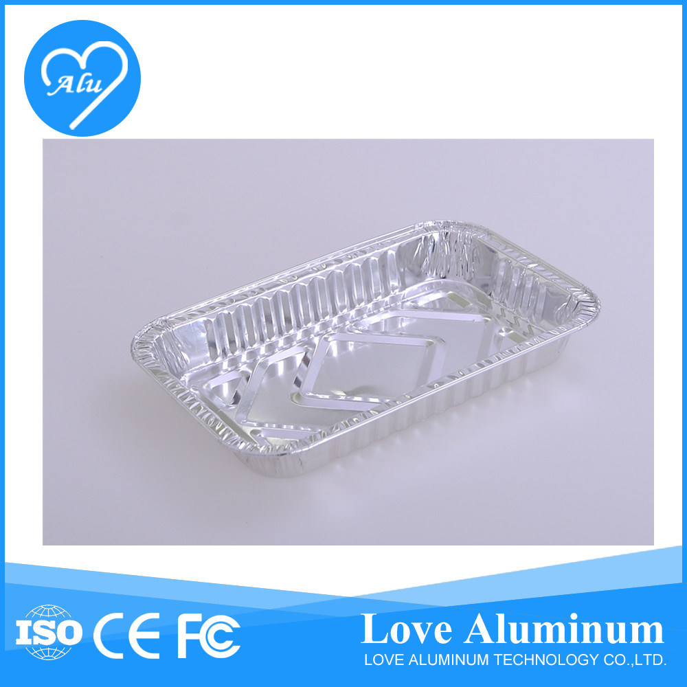 Aluminum Foil Lunch Box Container