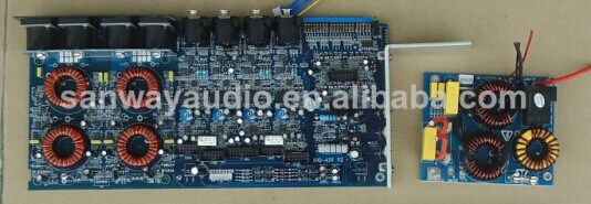 1500W 2ohms Echo Mixer Amplifier for Mosque Sound System