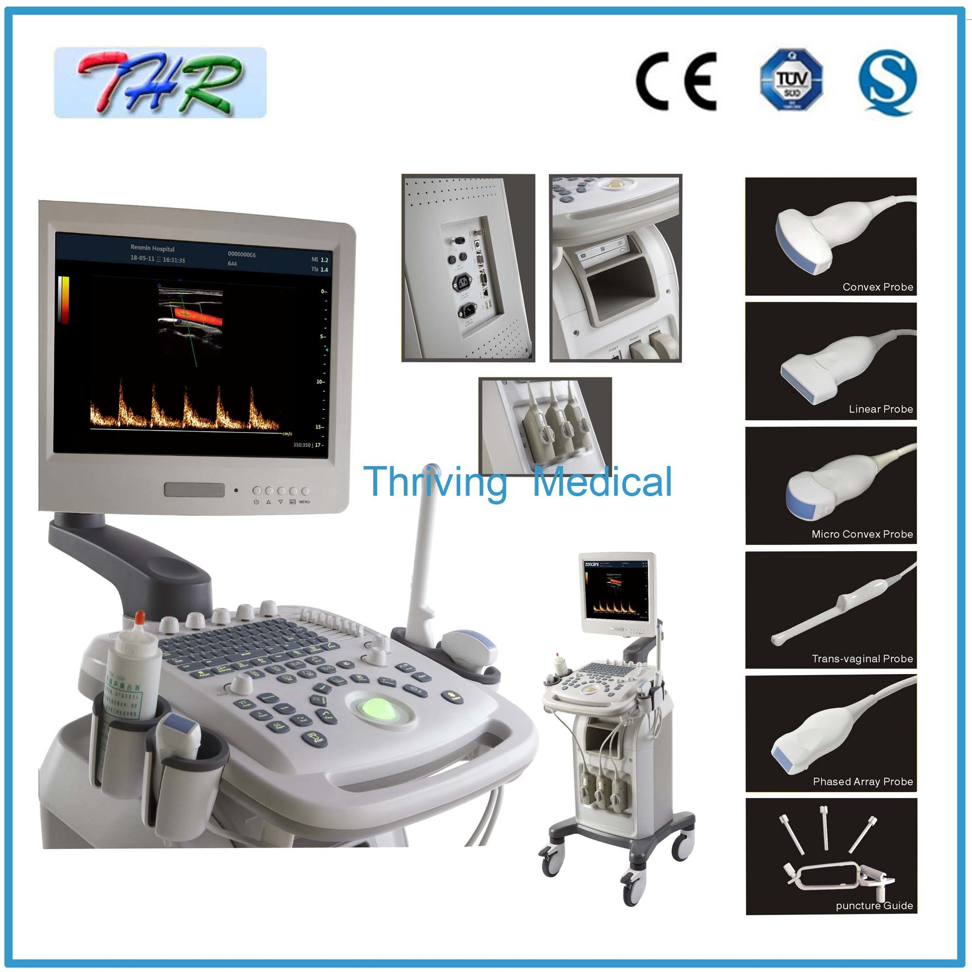 3d 4d ultrasound machine price
