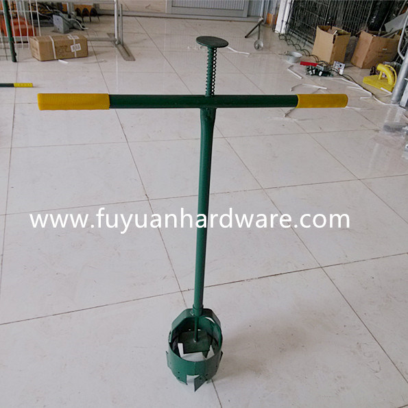 Fence Post Hole Diiger