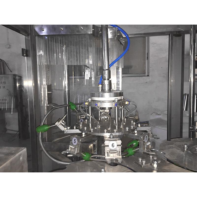 Automatic Small Water Bottle Filling Machine 8-8-3