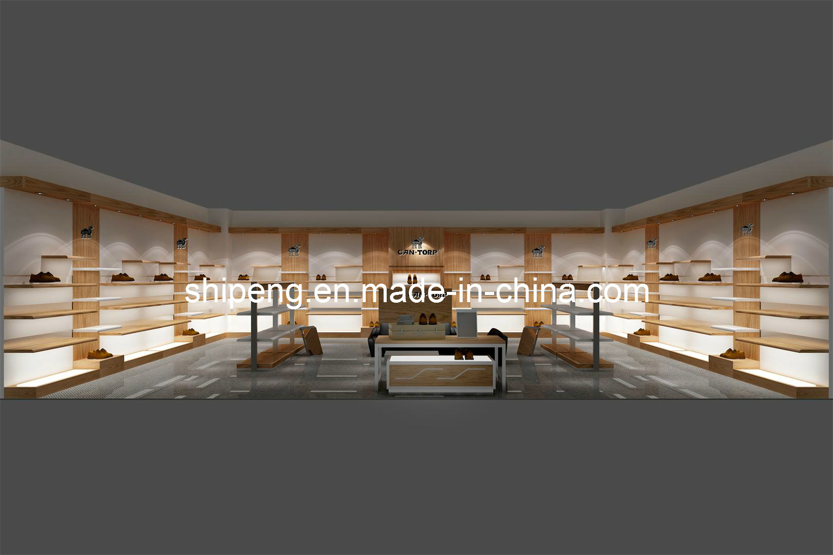 Harrods ladies shoe salon by Shed, London   Retail Design Blog
