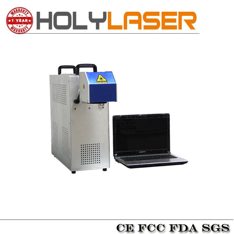 Portable CO2 Laser Printer
