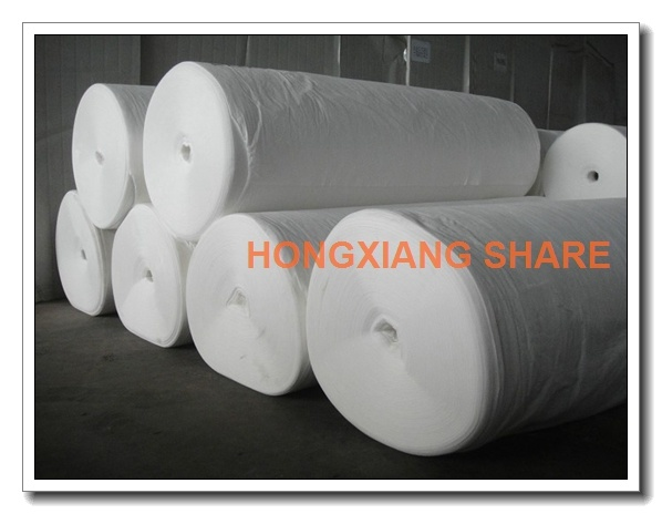 Non Woven Filter Fabric for Dam Polyester Non Woven Needle Spunched