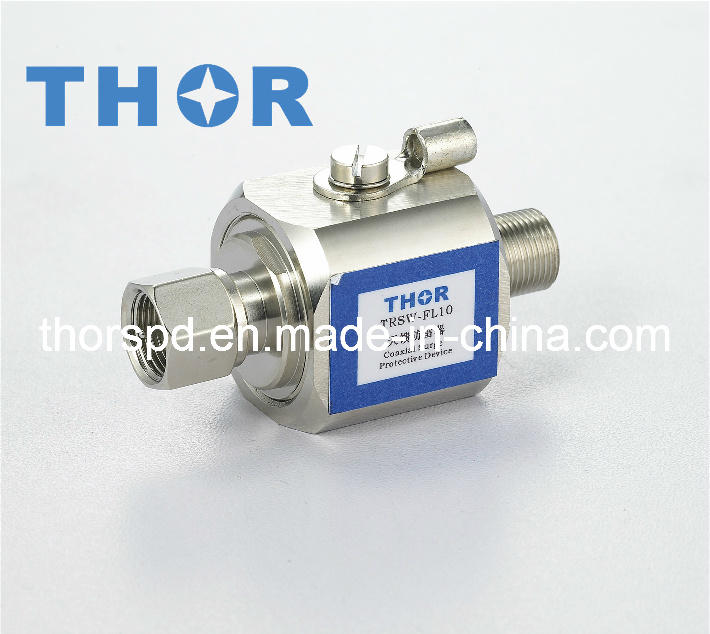 Coaxial Surge Protection/Lightning Arrester for 15V for CE