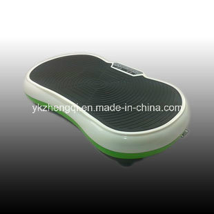 2015 Best Mini Crazy Fit Massage Mini Vibration Plate Vibration Machine Crazy Fit Massager