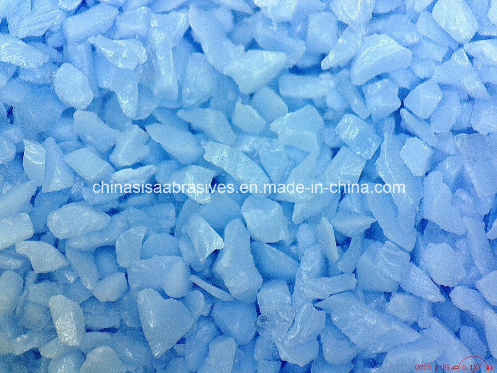 Sisa Bca (Blue Ceramic Abrasive) P16-P120# for Coated Abrasive Tools